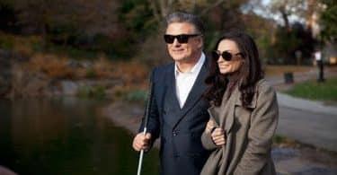 قصة الأعمى وزوجته