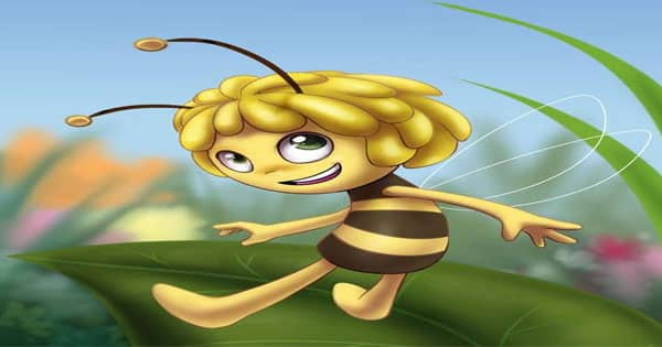قصة النحلة النشيطة