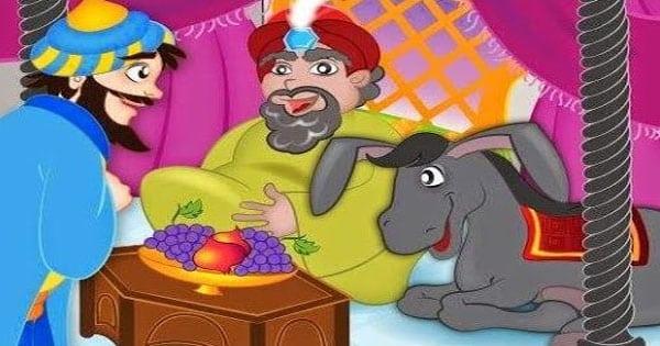 قصة جحا وحمار الوالي