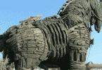 قصة حصان طروادة الحقيقية كاملة