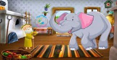 قصة الفيل الصغيرو الأصدقاء الثلاثة لمحبي الضحك والتسلية
